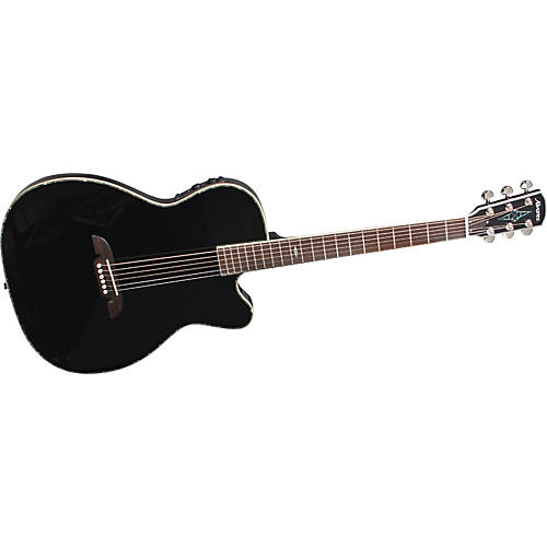 Alvarez FCF7103 Fusion Chambered Folk Acoustic-Electric Guitar with Fishman Aura IC