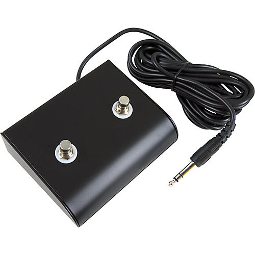 Cliff FCR6919P Dual Button Amp Footswitch-thumbnail