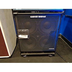Pre-owned Genz Benz FCS-410T Bass Cabinet