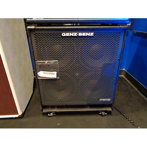 Genz Benz FCS-410T Bass Cabinet