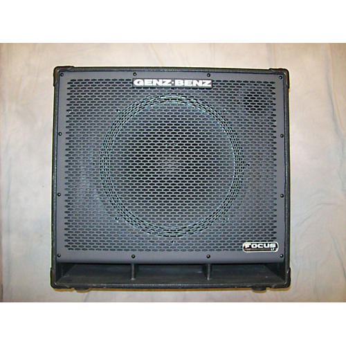 Genz Benz FCS115T Bass Cabinet-thumbnail