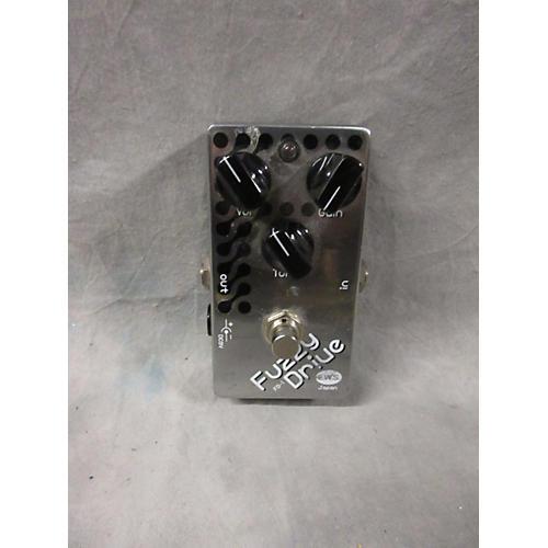 EWS FD-1 Fuzzy Drive Effect Pedal