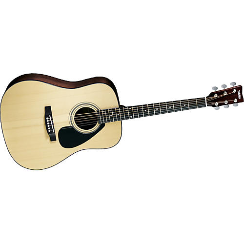 Yamaha FD01S Acoustic Folk Guitar Natural