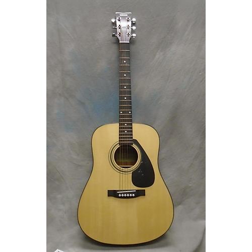 used yamaha fd01s acoustic guitar guitar center. Black Bedroom Furniture Sets. Home Design Ideas
