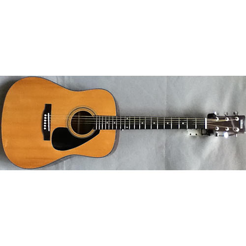 Yamaha FD01S Natural Acoustic Guitar-thumbnail
