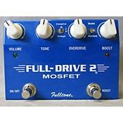 Fulltone FD2 Fulldrive 2 Effect Pedal