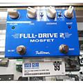 Fulltone FD2MOS Fulldrive 2 Mosfet Overdrive Effect Pedal thumbnail