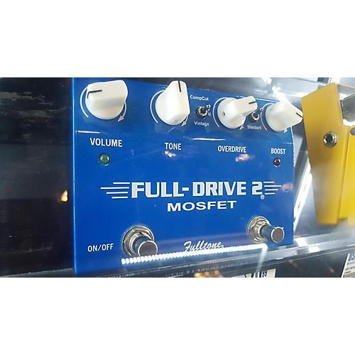 Fulltone FD2MOS Fulldrive 2 Mosfet Overdrive Effect Pedal-thumbnail