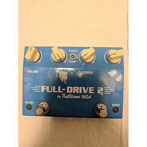 Fulltone FD2MOS Fulldrive 2 Overdrive Effect Pedal