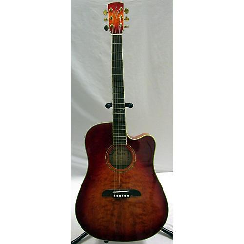 Alvarez FD60 CSB Acoustic Electric Guitar