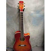 Alvarez FD60CSB Acoustic Electric Guitar