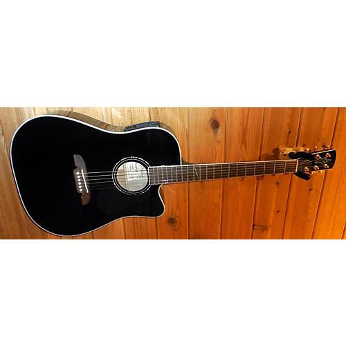 Alvarez FD60S Acoustic Electric Guitar