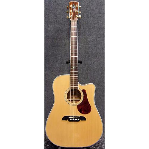 Alvarez FD60SU Acoustic Electric Guitar