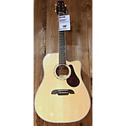 Alvarez FD60SU Acoustic Electric Guitar