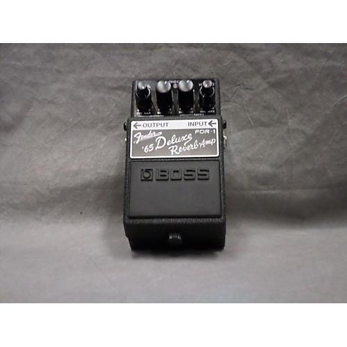 Boss FDR1 Fender 65 Deluxe Reverb Effect Pedal-thumbnail