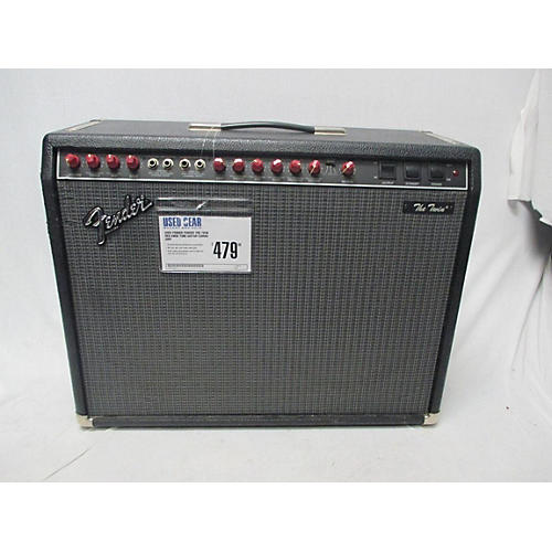 Fender FENDER THE TWIN RED KNOB Tube Guitar Combo Amp