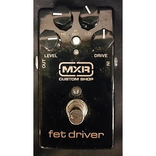 MXR FET DRIVER Effect Pedal-thumbnail