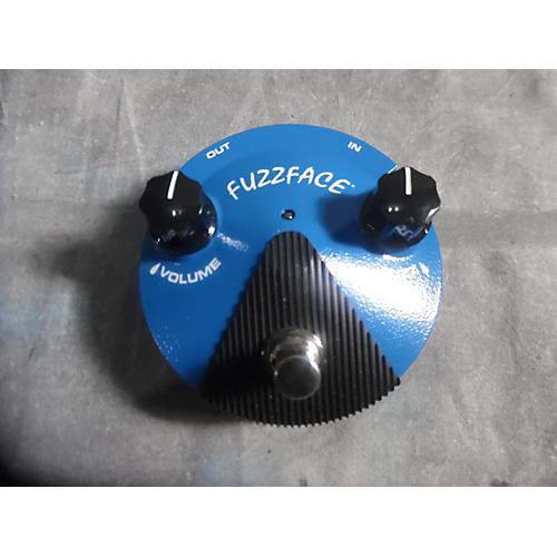 Dunlop FFM1 Silicon Fuzz Face Mini Effect Pedal-thumbnail