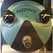 Dunlop FFM1 Silicon Fuzz Face Mini Effect Pedal