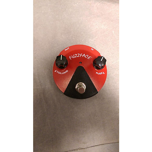 Dunlop FFM2 Germanium Fuzz Face Mini Effect Pedal