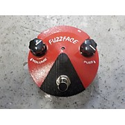 Dunlop FFM2 Germanium Fuzz Face Mini Red Effect Pedal
