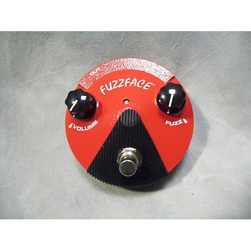 Dunlop FFM2 Germanium Fuzz Face Mini Red-thumbnail