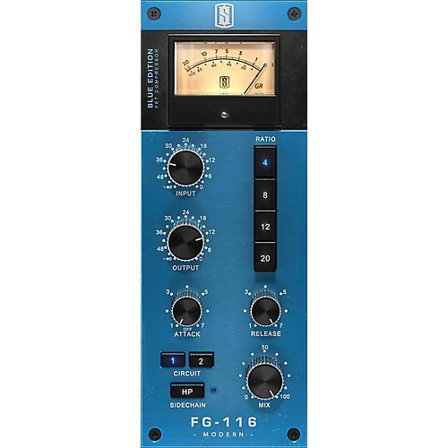 Slate Digital FG-116 Blue Series FET Compressors-thumbnail