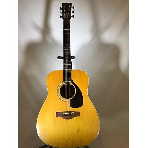 Yamaha FG-180 Acoustic Guitar