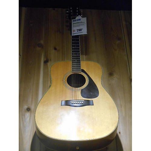 Yamaha FG 340 Acoustic Guitar Natural