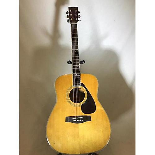 Yamaha FG-340 Acoustic Guitar