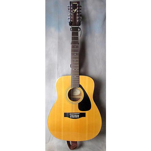 Yamaha FG-411-12 12 String Acoustic Guitar Natural