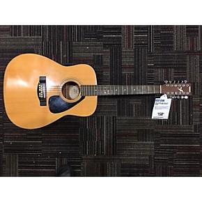 used yamaha fg 411 12 12 string acoustic guitar guitar center. Black Bedroom Furniture Sets. Home Design Ideas
