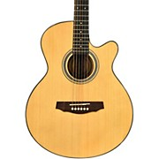 Fretlight FG-5 Acoustic-Electric Guitar with Built-In Lighted Learning System