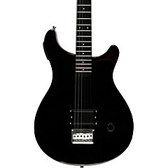 FG-5 Electric Guitar with Built-In Lighted Learning System Black