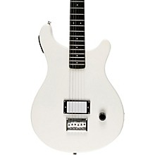FG-5 Electric Guitar with Built-In Lighted Learning System White