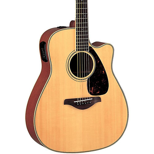Yamaha Fgx Sca Acoustic Electric Guitar