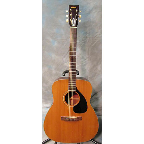 Yamaha FG140 Natural Acoustic Guitar
