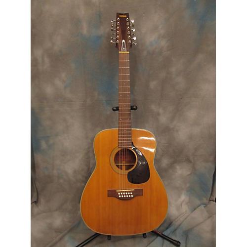 used yamaha fg230 12 string acoustic guitar guitar center. Black Bedroom Furniture Sets. Home Design Ideas