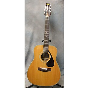used yamaha fg312 12 string acoustic guitar guitar center. Black Bedroom Furniture Sets. Home Design Ideas