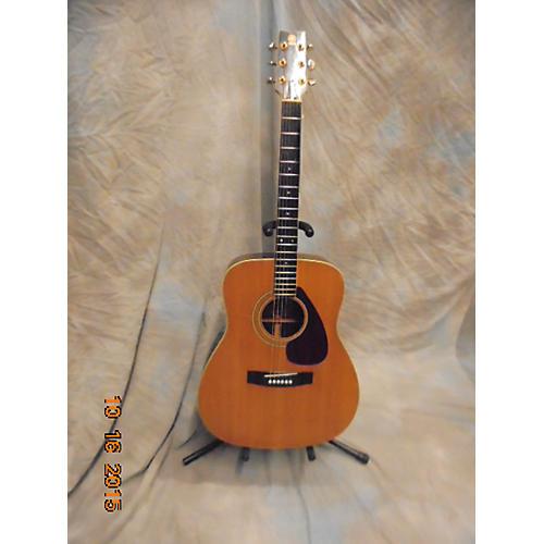 Yamaha FG360 NIPPON GAKKI Acoustic Guitar-thumbnail