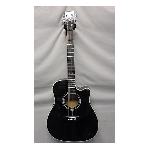 Yamaha FG411CBL Acoustic Electric Guitar