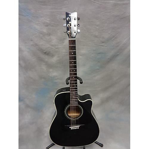 Yamaha FG411CE Acoustic Electric Guitar