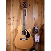 Yamaha FG411SC Acoustic Electric Guitar
