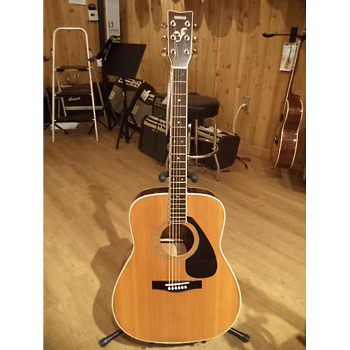 Yamaha FG430A Natural Acoustic Guitar