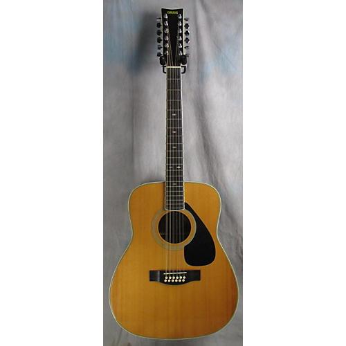 Yamaha FG512II 12 String Acoustic Guitar-thumbnail