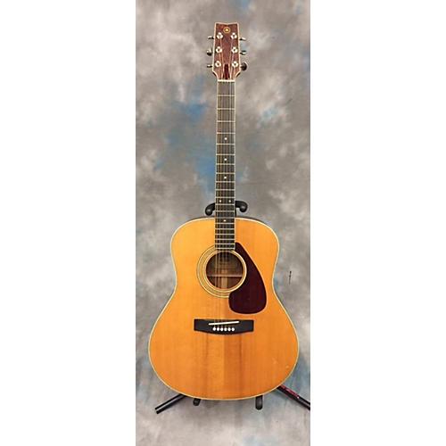 Yamaha FG580 Acoustic Guitar