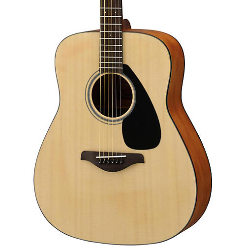 Yamaha FG650 Folk Acoustic Guitar Matte Natural