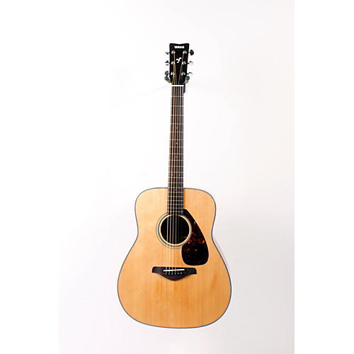 Yamaha FG700S Folk Acoustic Guitar Natural 888365058429