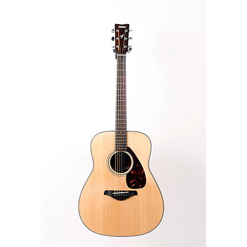 Yamaha FG700S Folk Acoustic Guitar Natural 888365032993