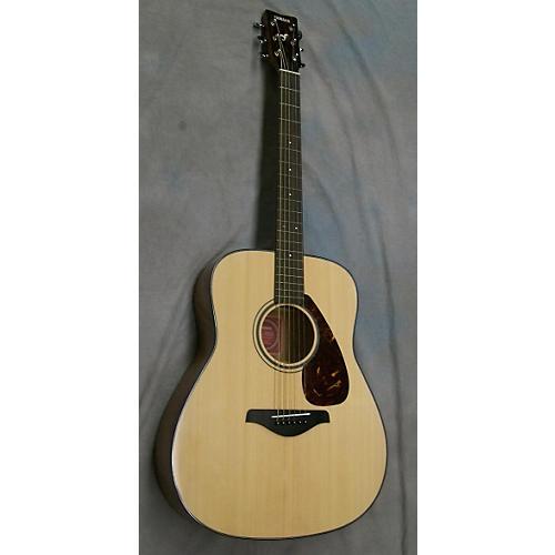 Yamaha FG700S Natural Acoustic Guitar